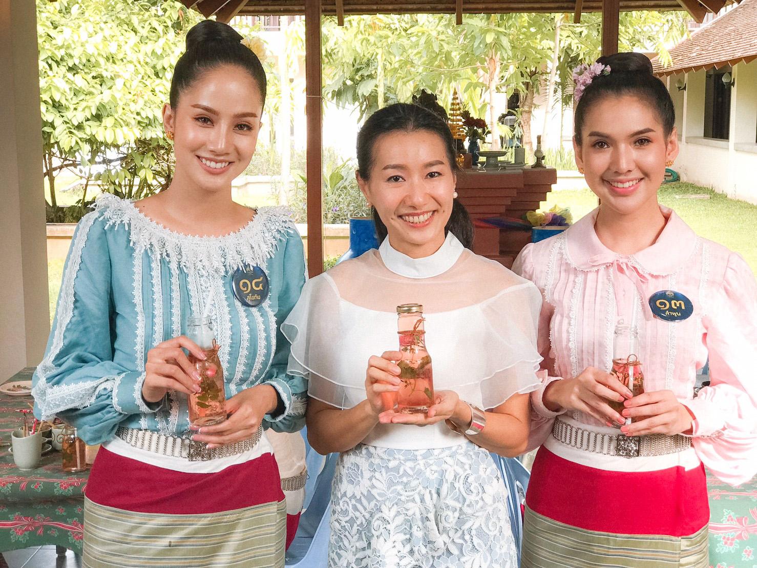 Picture for news item ต้อนรับคณะสาวงามผู้เข้าประกวดเวทีนางสาวไทย ประจำปี 2562